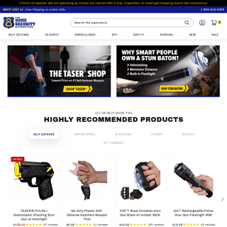 The Home Security Superstore - Security Products & Equipment For Sale