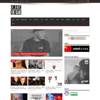 SMASH THE CLUB - DJ Blog, Music Blog, EDM Blog, Trap Blog, DJ Mp3 Pool, Remixes, Edits, Bootlegs – New Music, Remixes, Edits,
