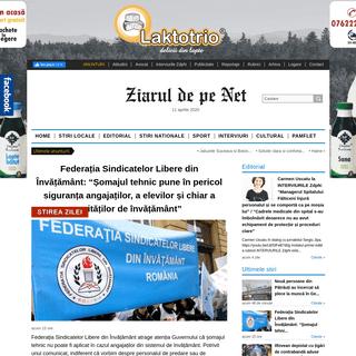 Ziarul de pe Net - Pentru suceveni