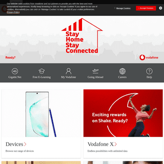 Home - The Future is Exciting. Ready- - Vodafone Ghana