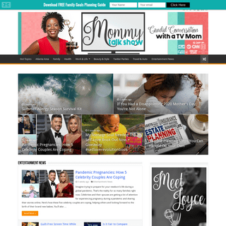 Home - Mommy Talk Show - Atlanta Mom Blogger - African American Mom Blogger - Black Mom Blogger