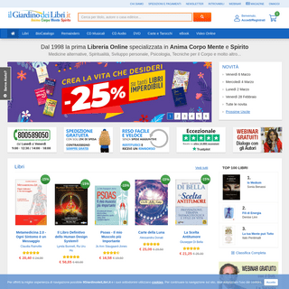 Il Giardino dei Libri - vendita libri online