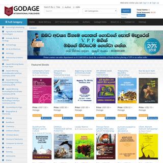 Sri Lanka Online Book Shop