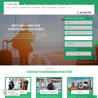 ArchiveBay.com - dm-consultant.com - Best Immigration Consultants in Dubai - Immigration Companies Dubai