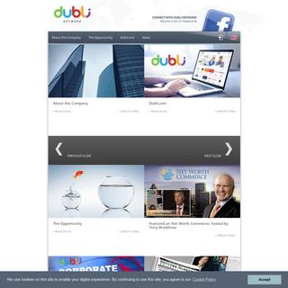 Dubli Network Worldwide - Official Site
