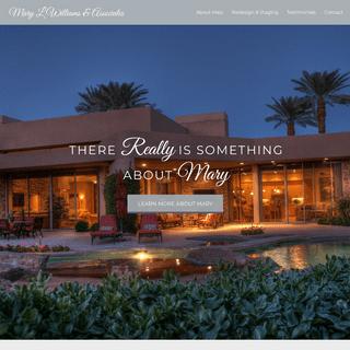 Mary L Williams & Associates - Home