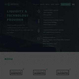 Forex & Cryptocurrency Liquidity - White Label MT4-MT5, Crypto Exchange