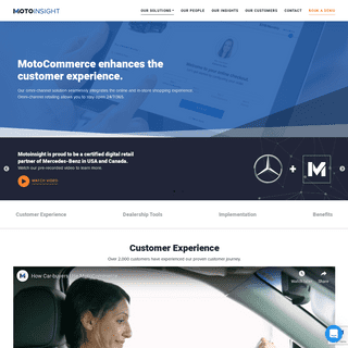 ArchiveBay.com - motocommerce.ca - Automotive Commerce Solutions - Motoinsight