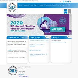 Society For Investigative Dermatology