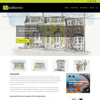 Heathrowe - Creative Suite Resource for Designers
