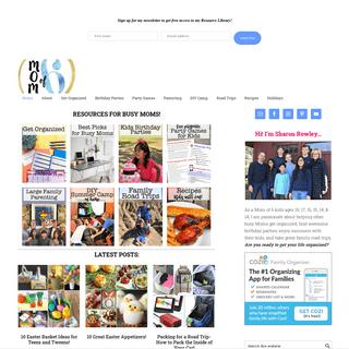 ArchiveBay.com - momof6.com - MomOf6 - Resources for Busy Moms!