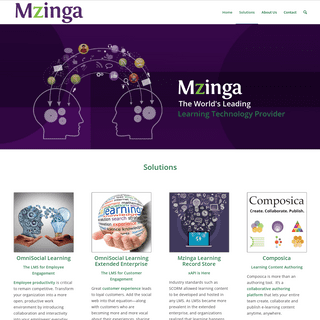 Mzinga Learning Technologies
