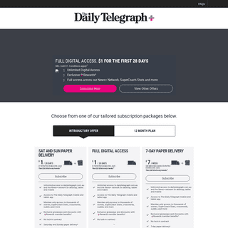 Dailytelegraph.com.au - Subscribe to The Daily Telegraph for exclusive stories