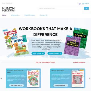 Home Page - Kumon Publishing