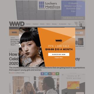 How Fashion Brands Are Celebrating International Women's Day 2020 – WWD
