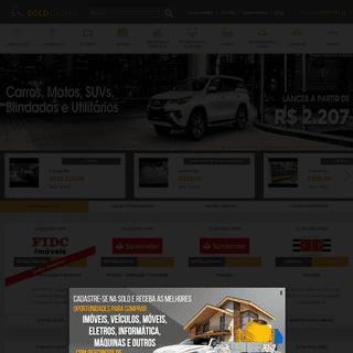 Leilão Oficial Online - Portal de Oportunidades - SOLD