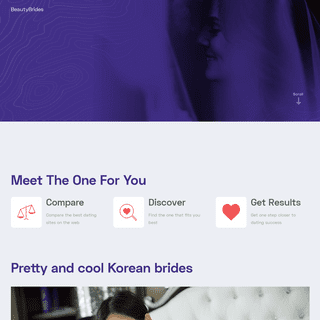 Korean brides are cool when you want some single hi-tech woman to marry you