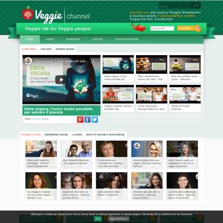 Veggie Channel- News Video Rubriche Progetti ed Eventi dal Pianeta Vegan