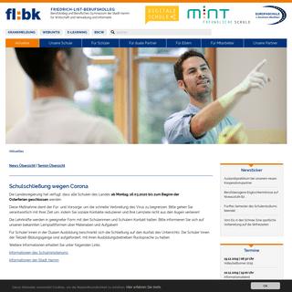 ArchiveBay.com - flbk-hamm.de - Aktuelles - Friedrich-List-Berufskolleg