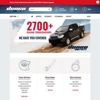Diesel Parts Supplier