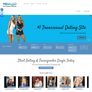 Best Free Transsexual Dating Site