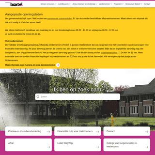 ArchiveBay.com - boxtel.nl - Home - Boxtel