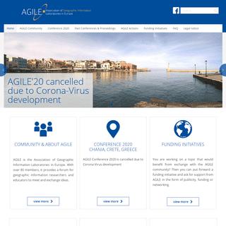 AGILE - Home