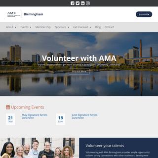 ArchiveBay.com - amabirmingham.org - AMA Birmingham - AMA Birmingham