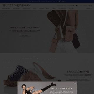 Stuart Weitzman Official Site
