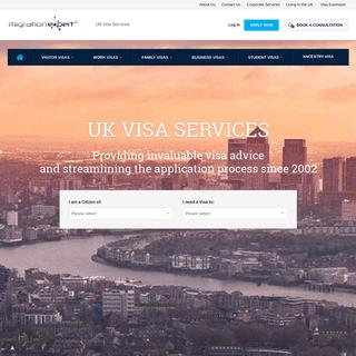 Visa UK- United Kingdom Visa Services