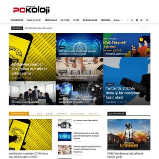 PCkoloji - Teknoloji Haber ve İncelemeleri