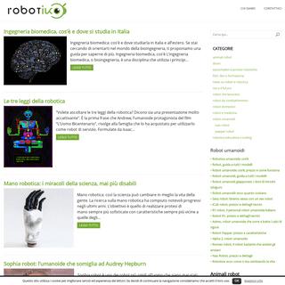 Robotiko - Robot e Droni -