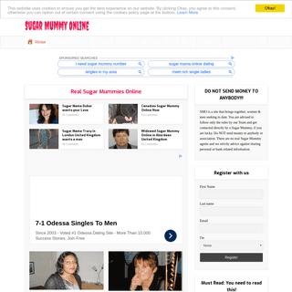 Sugar Mummy Online - Free Sugar Mama Online Dating Site