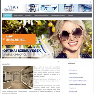 Optikai Szaküzletek Országszerte - Korrekciós Védőszemüvegek Vállalatoknak - Visus Optika