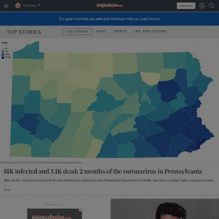 Lehigh Valley news, Easton news, Bethlehem news, Allentown news, Phillipsburg news and Lehigh Valley sports & weather