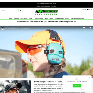 SSP Eyewear - Bifocals, Tactical, Industrial and Sportsman Eyewear