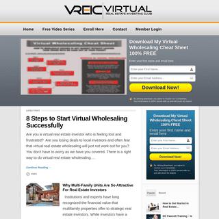 DC Fawcett Real Estate Reviews [ Virtual Real Estate Investing Club ]