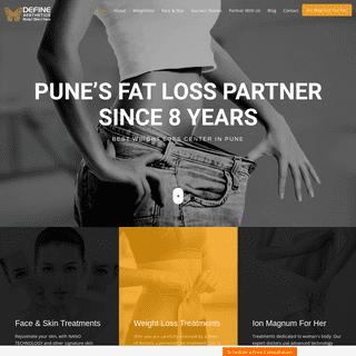 Best Weight Loss Center in Pune - Define Aesthetics