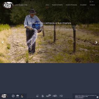 Land Growers Chile - De nuestros campos a sus manos