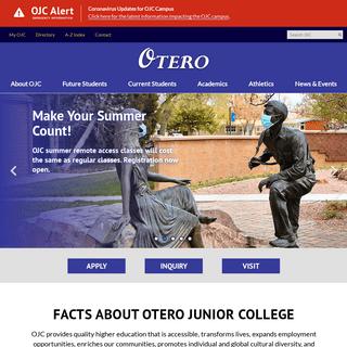 Otero Junior College - Degree Programs and Certificates