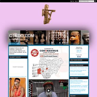 OTEDO.COM - Africa's most informative media