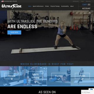 Exercise Slide Board For Sale - Fitness Slideboard Workout
