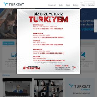 Türksat Uydu Haberleşme Kablo TV ve İşletme A.Ş.