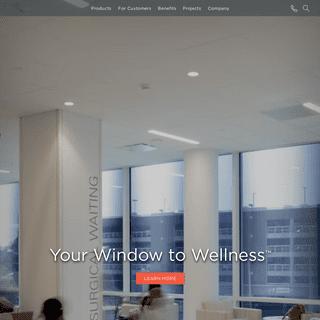 View, Inc - Smart Windows - Dynamic Glass