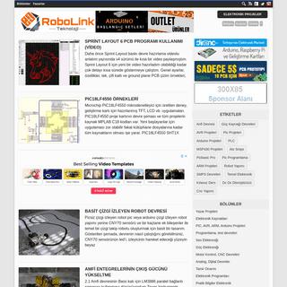 Elektronik Devreler Projeler
