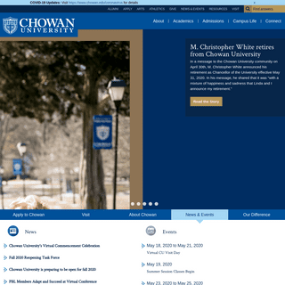 ArchiveBay.com - chowan.edu - Chowan.edu -