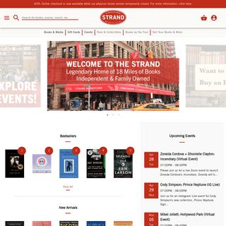 ArchiveBay.com - strandbooks.com - Strand Book Store