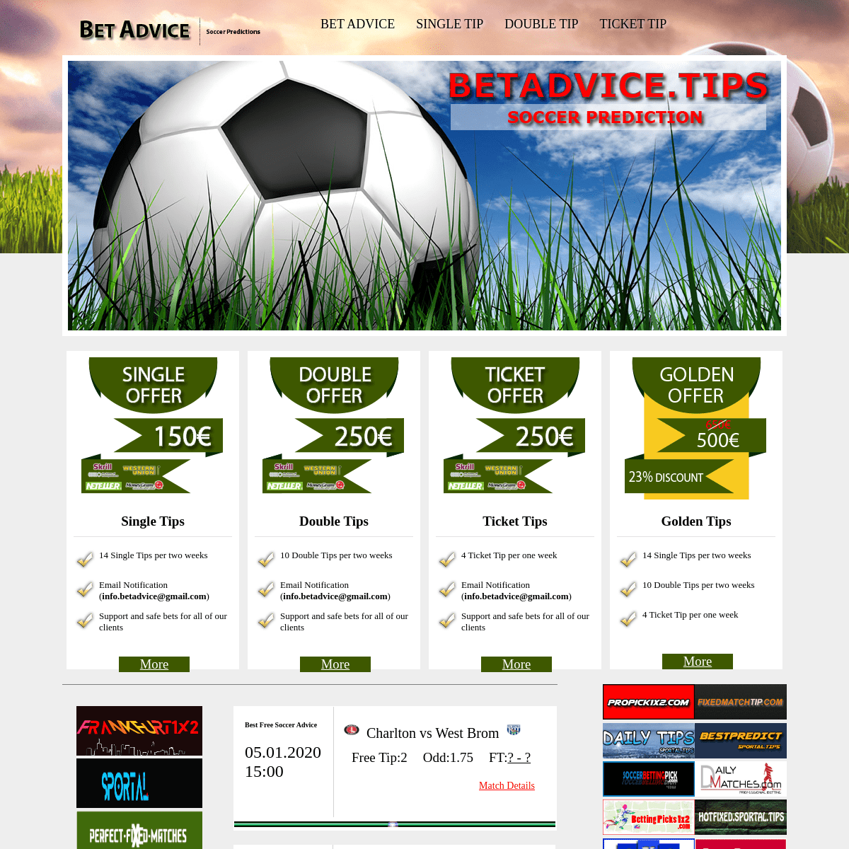 football form guide for bettingadvice