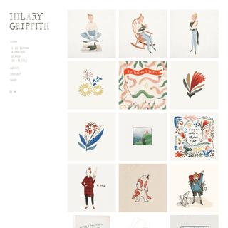 Hilary B Griffith