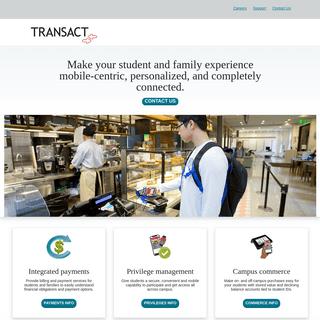Transact Campus